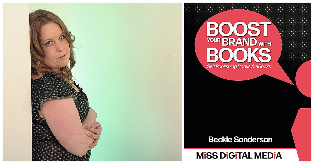 Miss Digital Media | Boost your Brand with Books